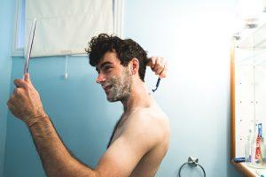 Afeitarse contra el vello