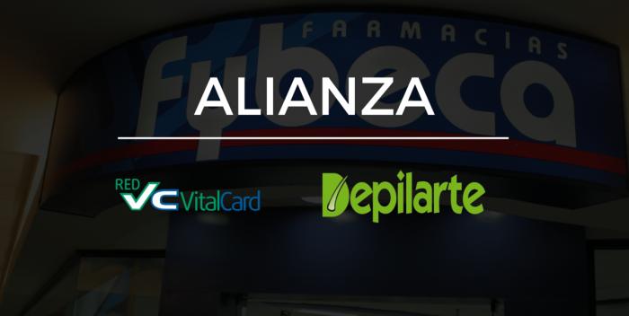 Alianza con Fybeca - Vitalcard